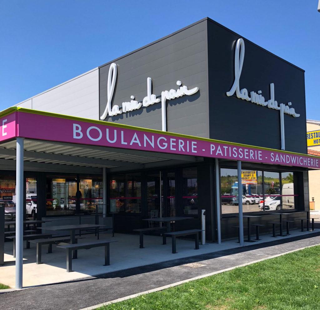 La mie de pain boulangerie Castelnau d'estretefonds- photo 1